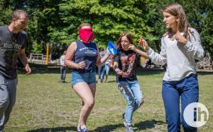 Silly games in fitzerald Park