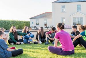 Break time after class