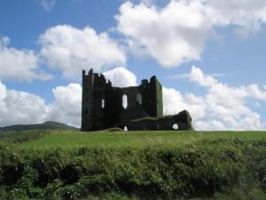 Roscarbery Castle